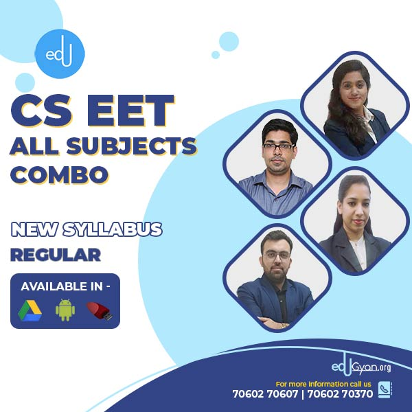 CSEET All Subjects Combo By Concept Online Classes