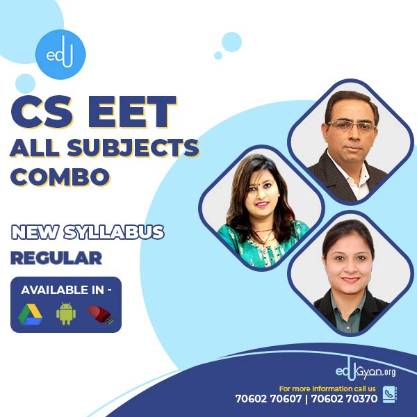 CSEET All Subjects Combo By Expert Bano