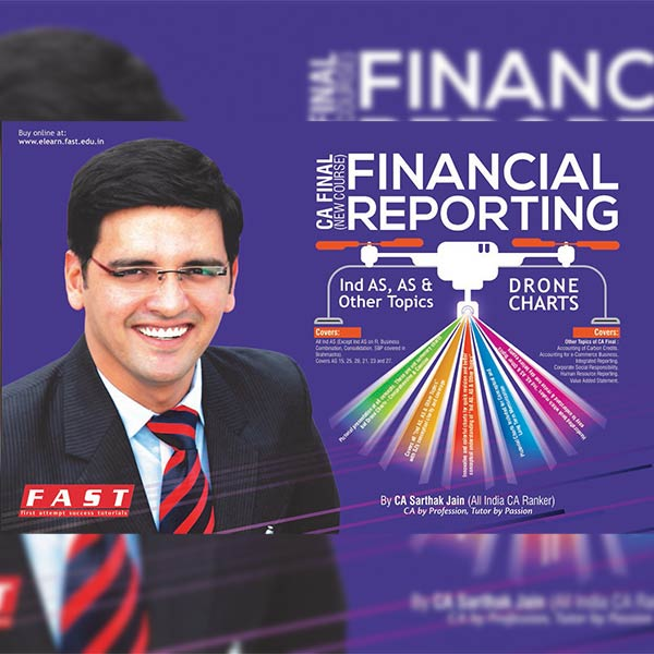 CA Final FR Ind AS Drone Charts Book 2.0 by CA Sarthak Jain