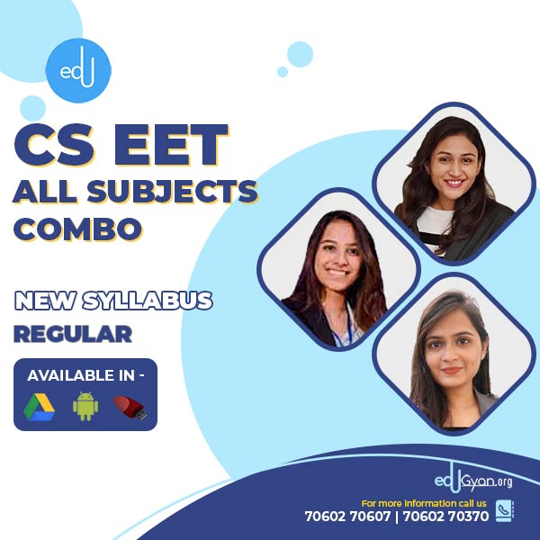 CSEET All Subjects Combo By Swapnil Patni Classes