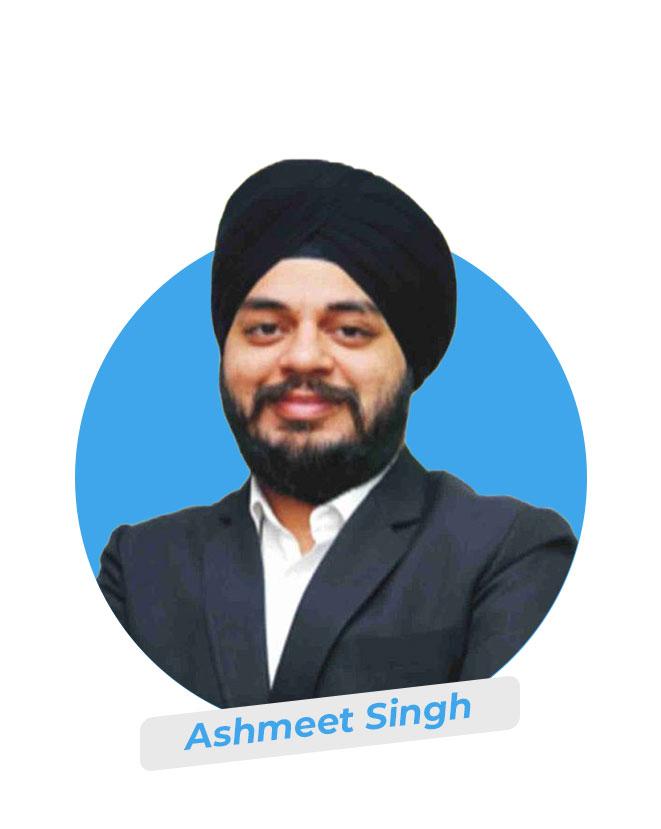 CA Ashmeet Singh