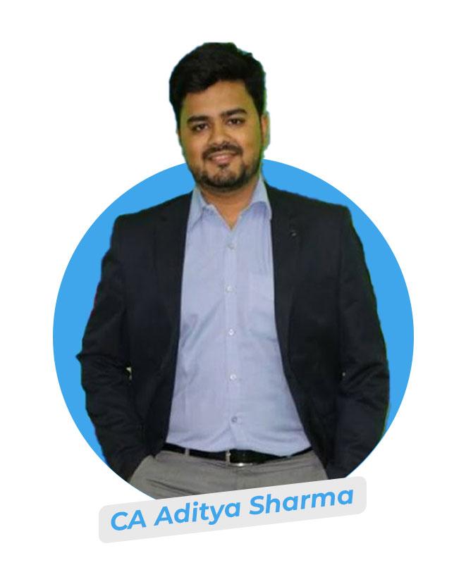 CA Aditya Sharma