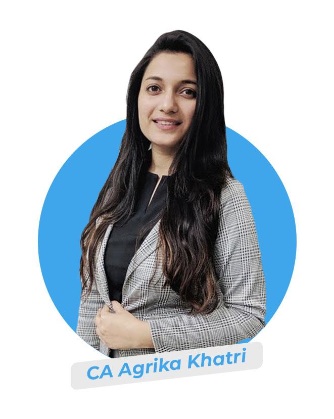 CA Agrika Khatri
