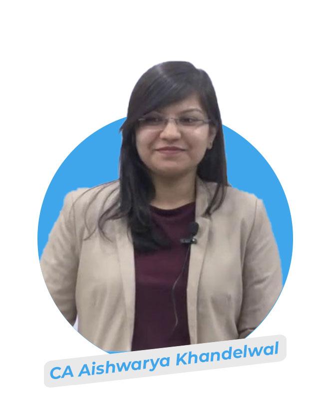 CA Aishwarya Khandelwal