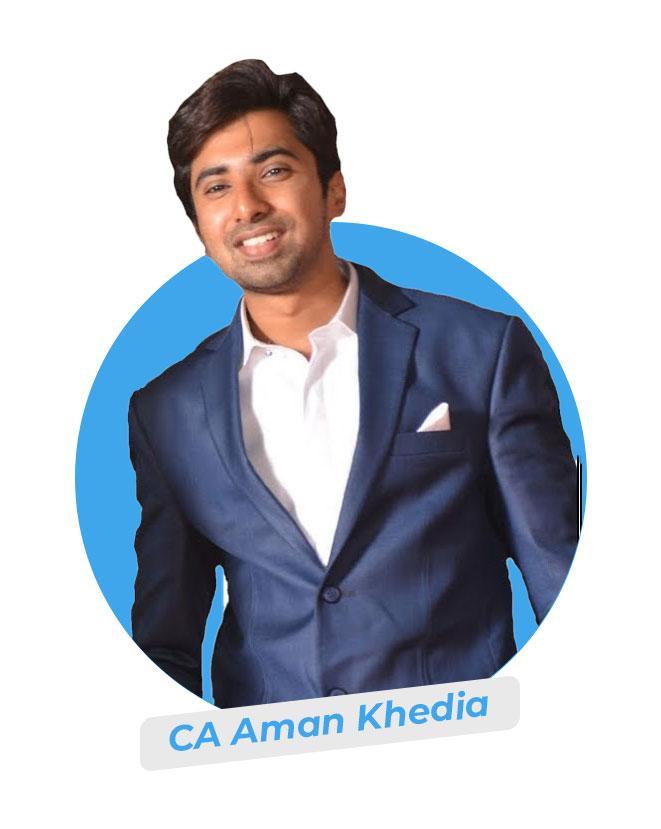 CA Aman Khedia