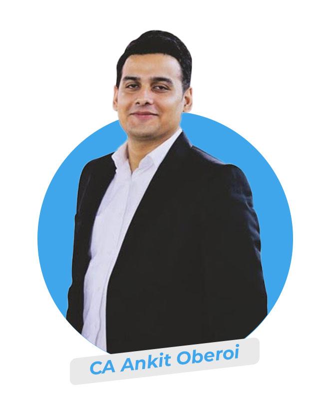 CA Ankit Oberoi