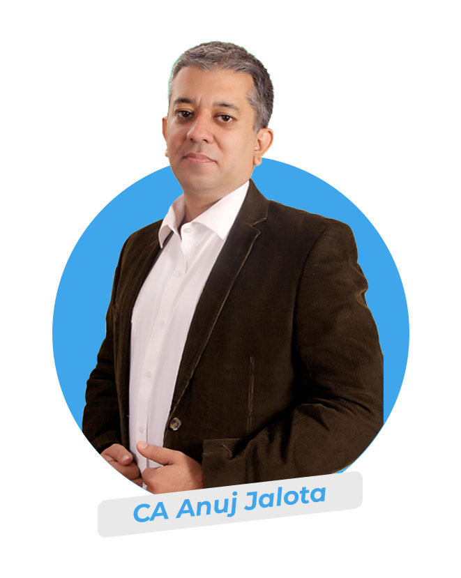 CA Anuj Jalota