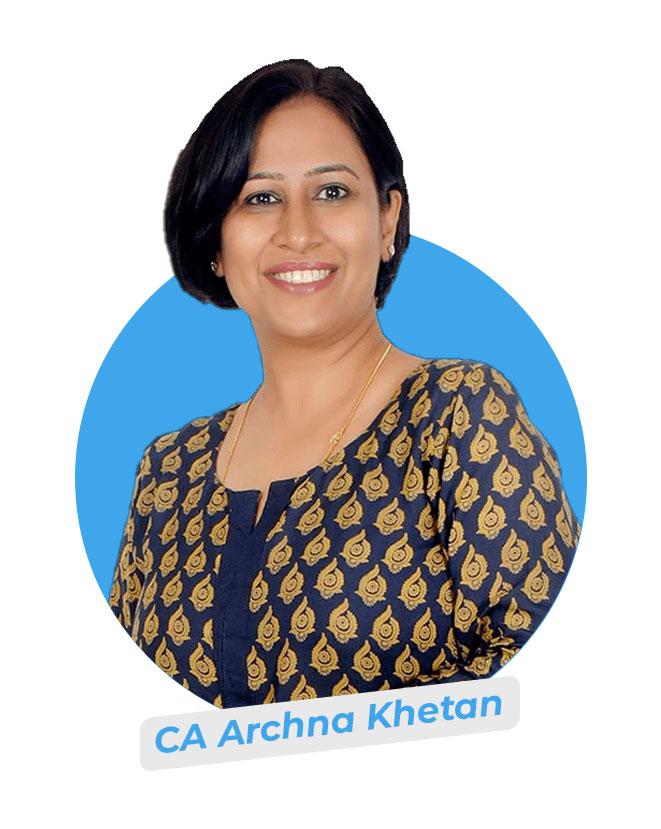 CA Archana Khetan