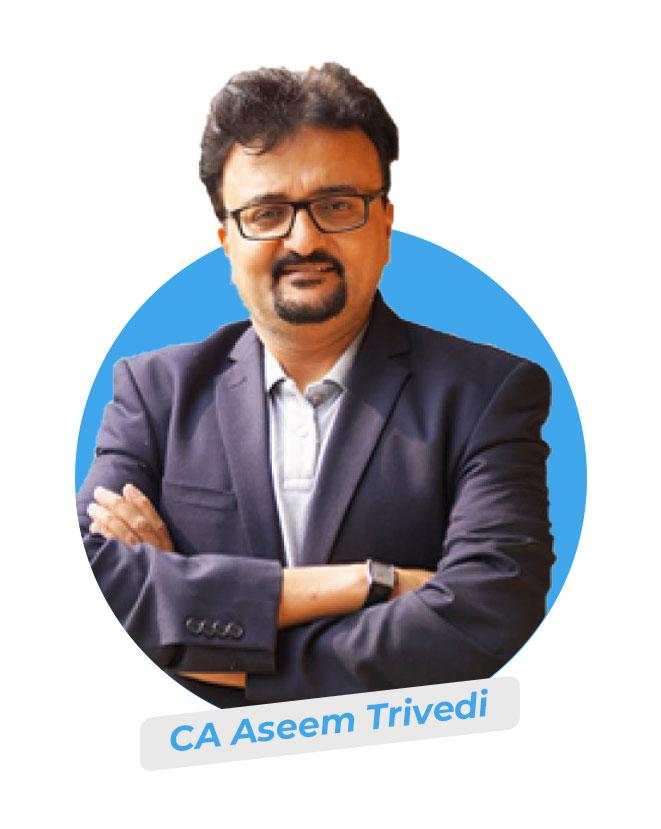 CA Aseem Trivedi