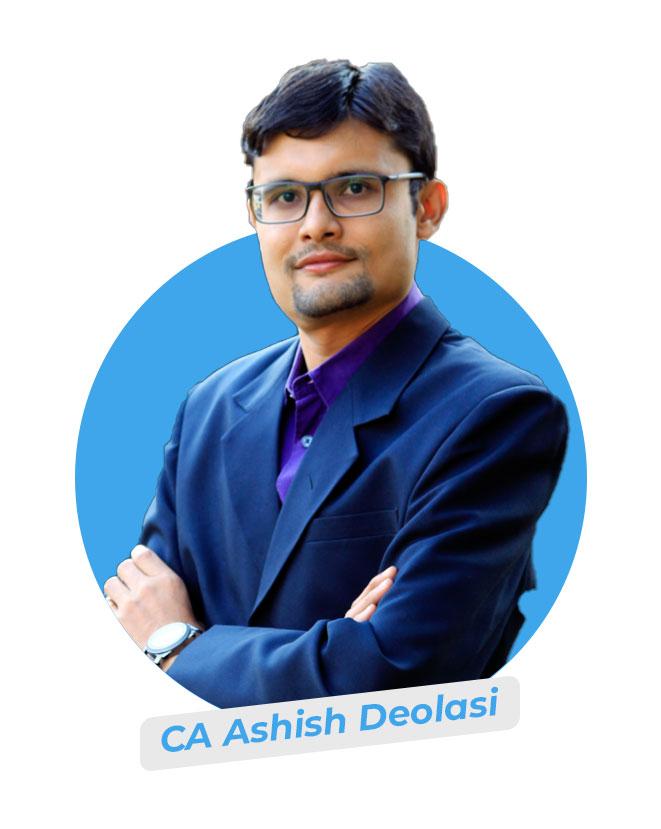 CA Ashish Delosai