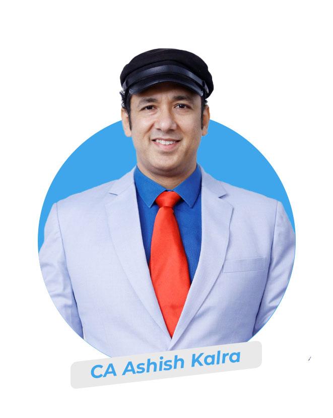 CA Ashish Kalra