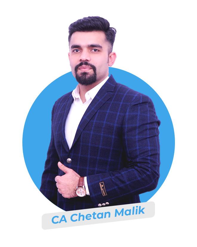 CA Chetan Malik