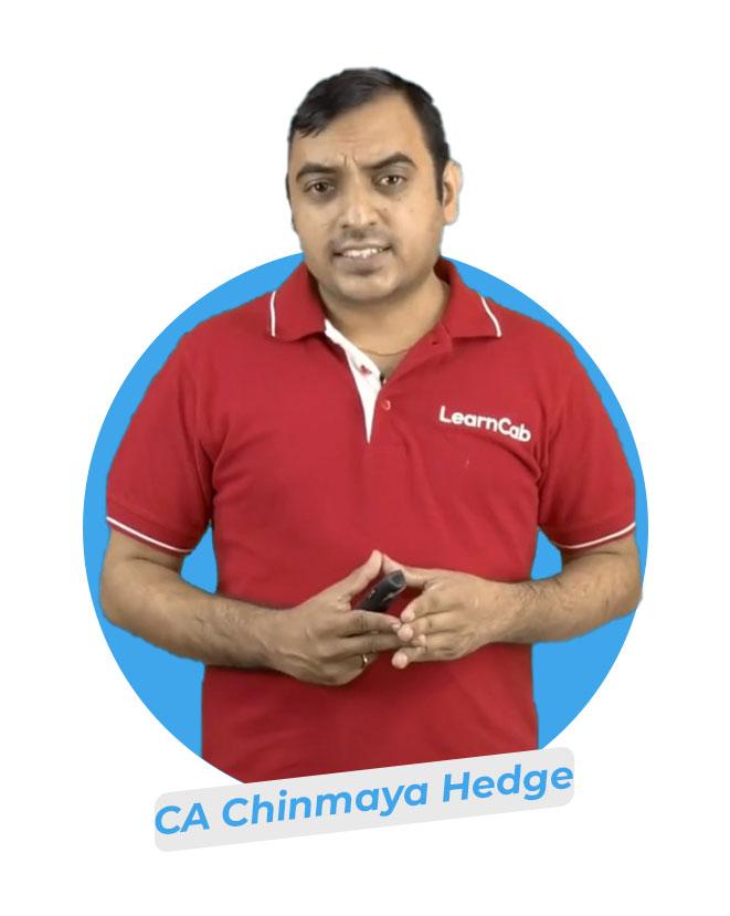 CA Chinmaya Hedge