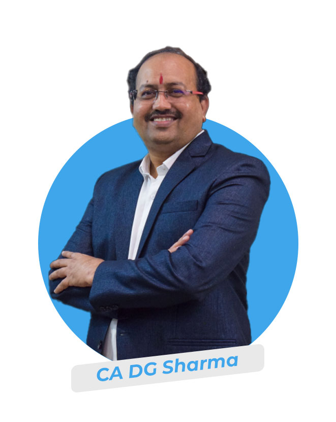CA DG Sharma