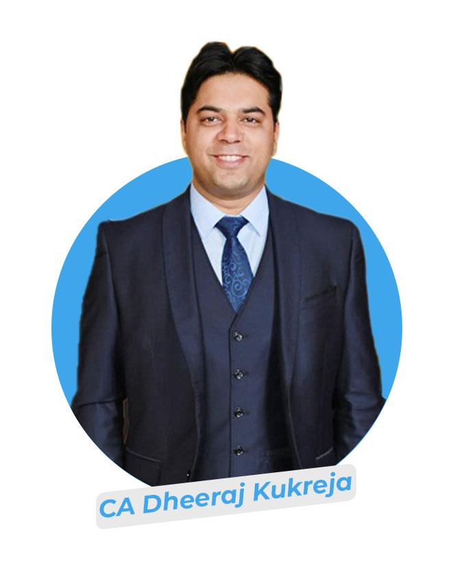CA Dheeraj Kukreja