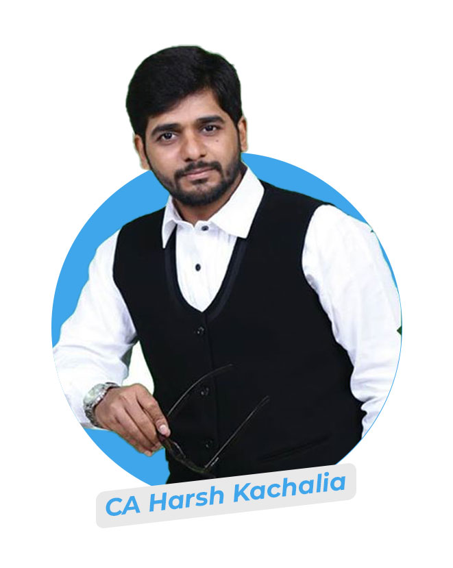 CA Harsh Kachalia