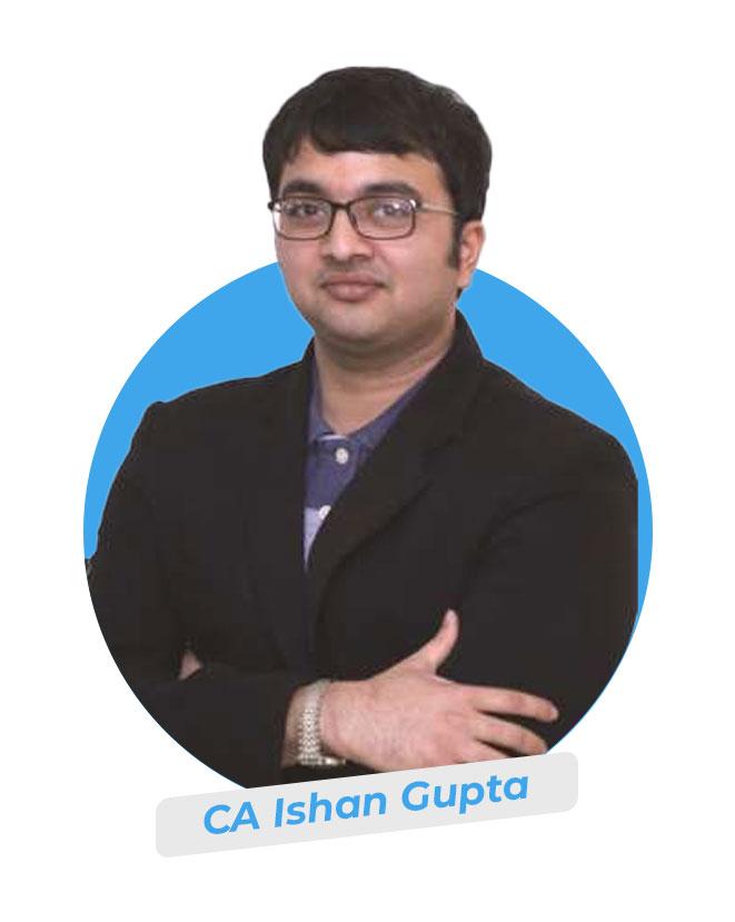 CA Ishan Gupta