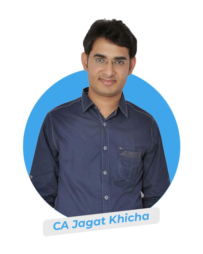 CA Jagat Khicha