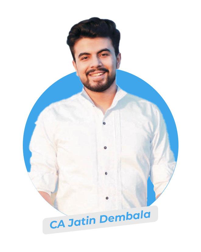 Prof Jatin Dembala