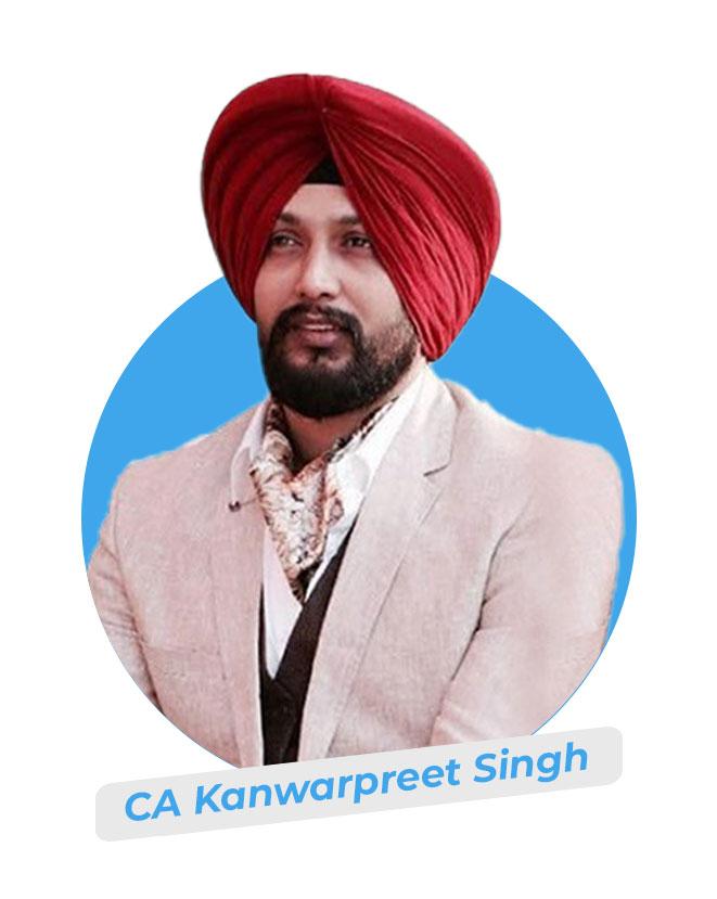 CA Kanwarpreet Singh Jassal