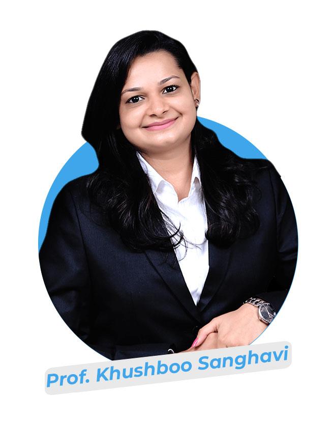 Prof Khushboo Sanghavi