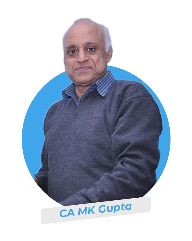 CA MK Gupta