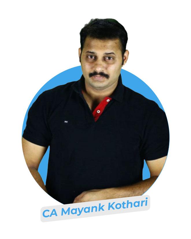 CA Mayank Kothari