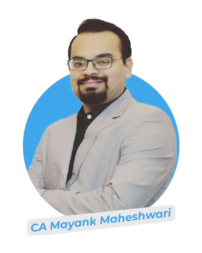 CA Mayank Maheshwari
