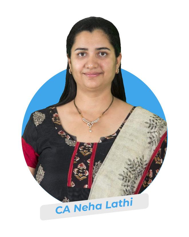 CA Neha Lathi Mittal