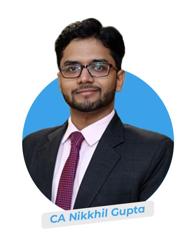 CA Nikkhil Gupta