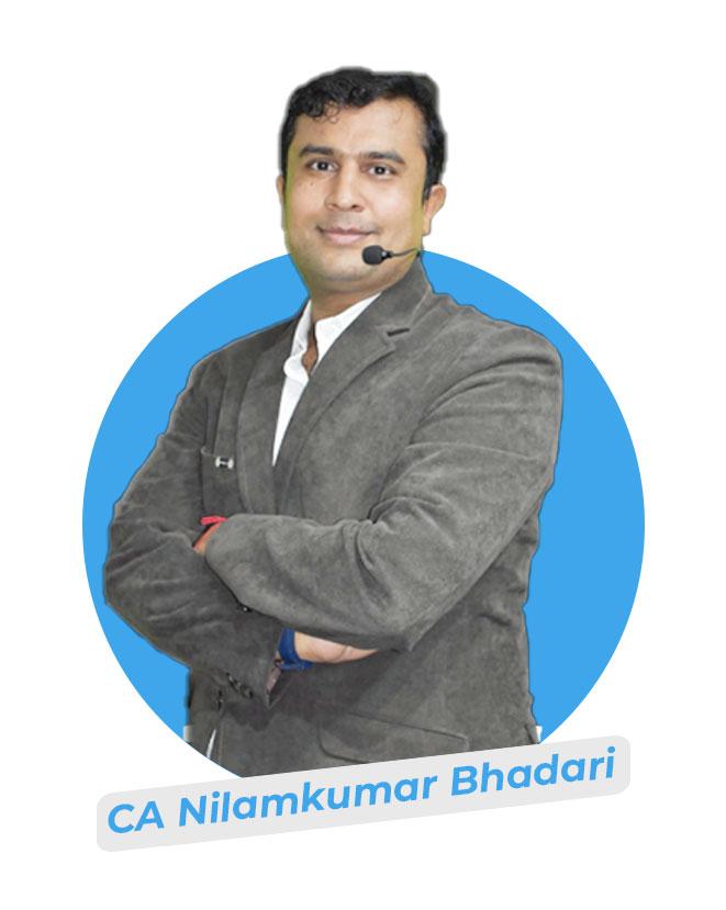 CA Nilamkumar Bhandari