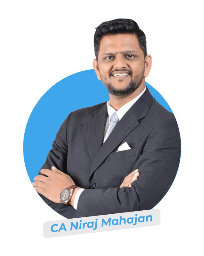CA Niraj Mahajan