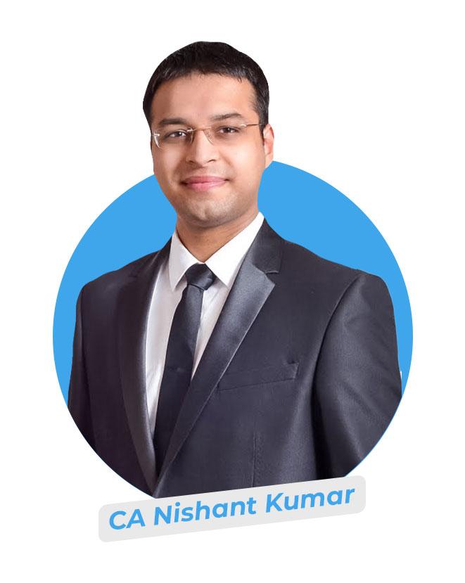 CA Nishant Kumar