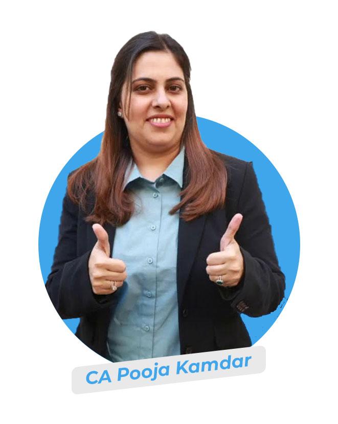 CA Pooja Kamdar