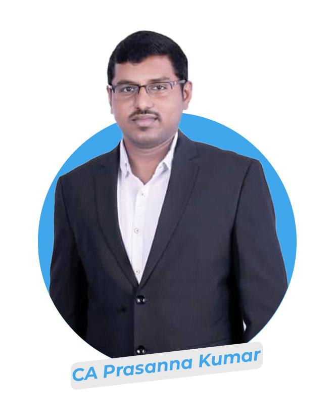 CA Prasann Kumar