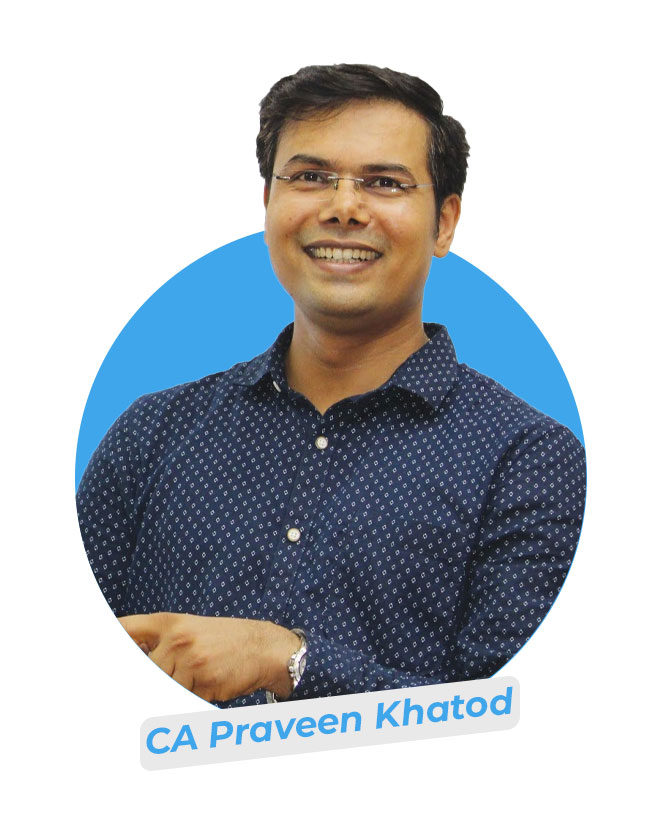 CA Praveen Khatod