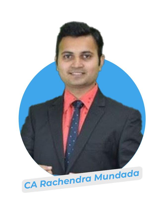 CA Rachendra Mundada