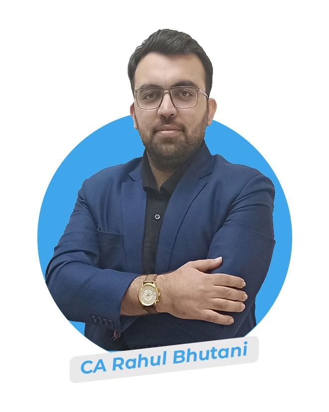 CA Rahul Bhutani