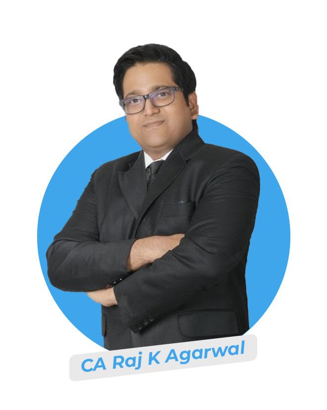 CA Raj K Aggarwal