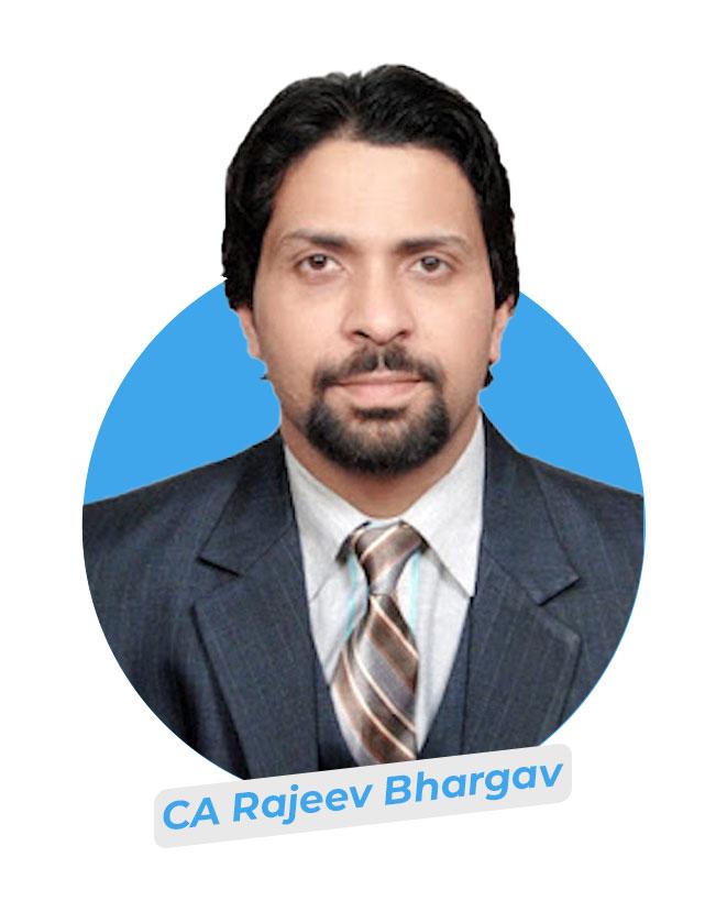 CA Rajeev Bhargava