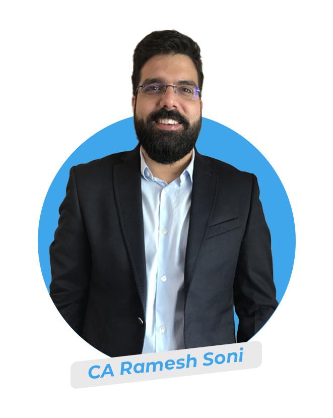 CA Ramesh Soni