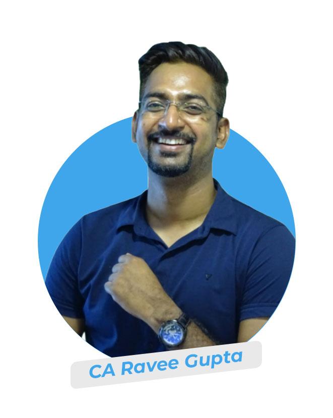 CA Ravee Gupta