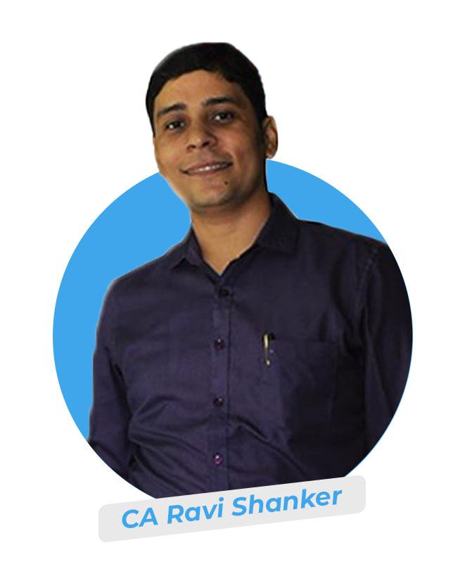 CA Ravi Shanker
