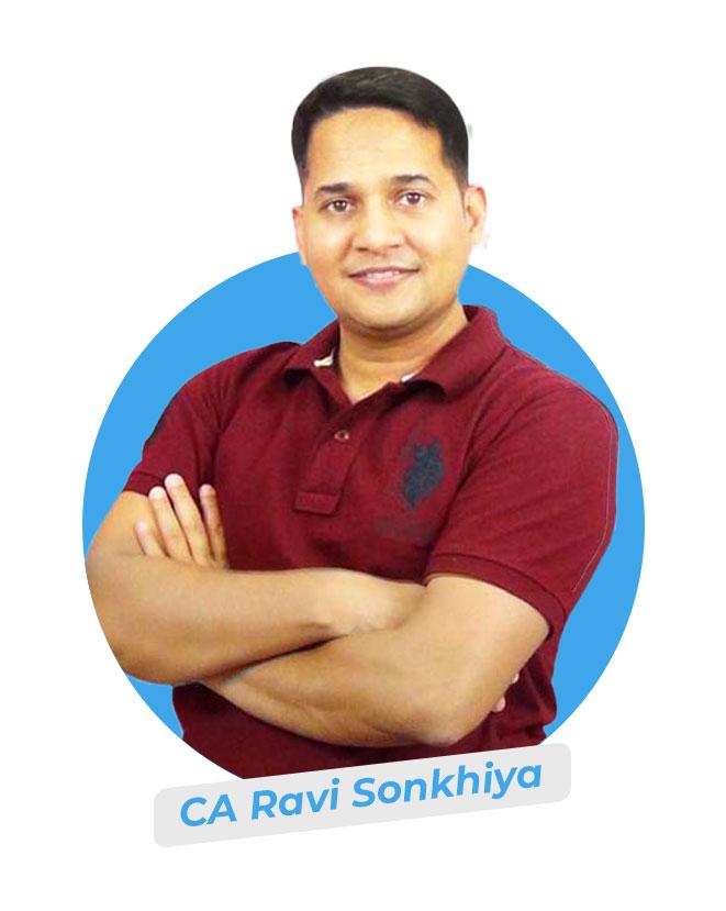 CA Ravi Sonkhiya