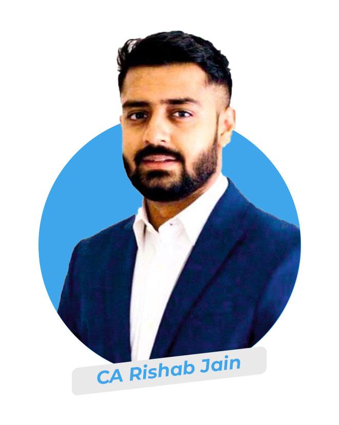 CA Rishabh Jain
