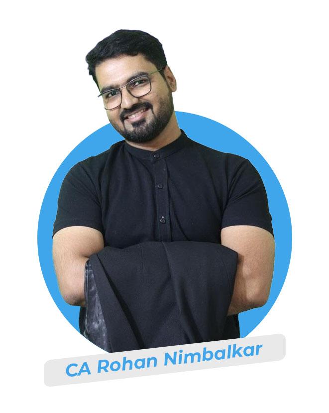 CA Rohan Nimbalkar