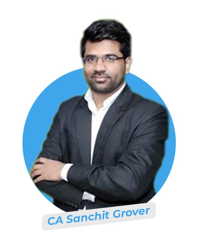 CA Sanchit Grover