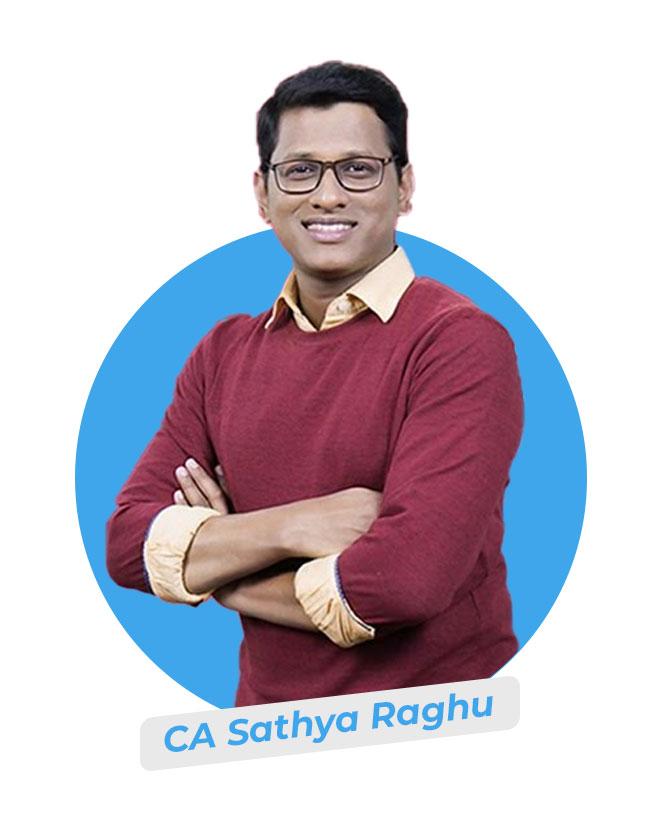 CA Sathya Raghu