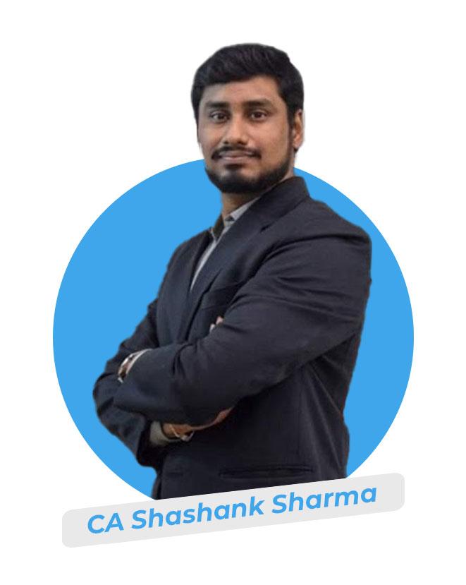 CA Shashank Sharma