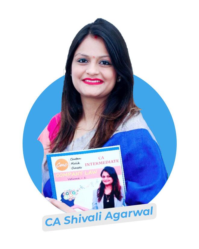 CA Shivali Aggarwal